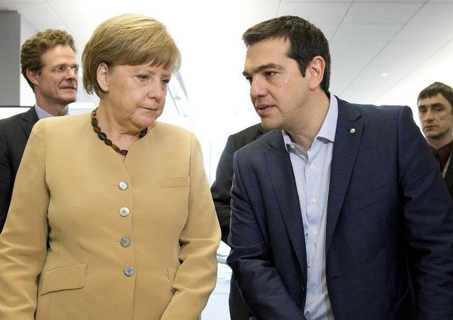 希腊政府:国际货币基金组织关于终止谈判的决议是试图向希腊施压的行为