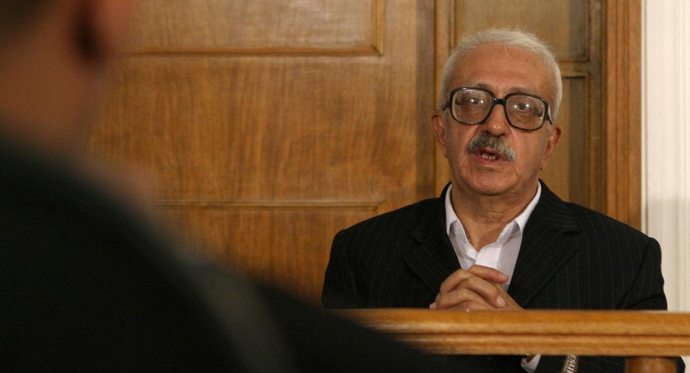 伊拉克前副总理兼外交部部长塔里克·阿齐兹