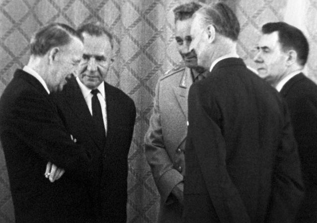 《不扩散核武器条约》生效45周年