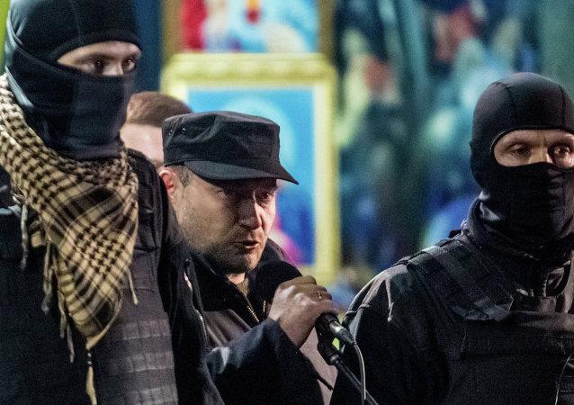 """多尔戈夫:基辅离不开新纳粹""""走狗"""",这对欧洲是威胁"""