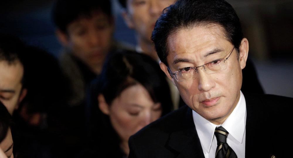 日本外相:美国对日本的原子弹轰炸违背人道主义原则