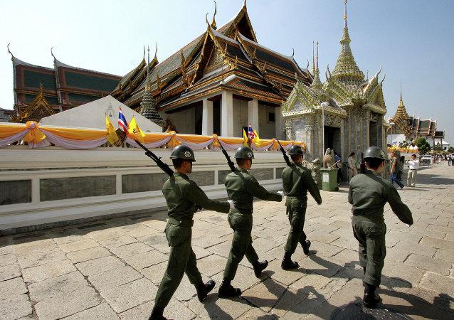 泰国警方怀疑美国大使侮辱国王