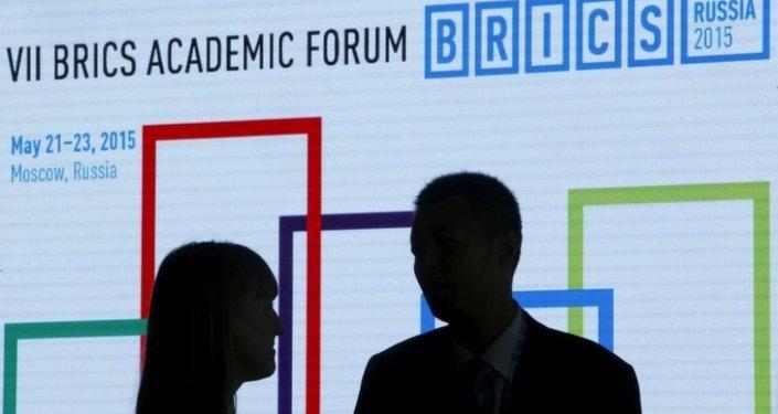 俄副财长:俄作为股东对金砖国家新开发银行的工作感到满意