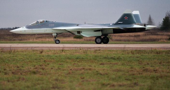 联合航空制造公司:T-50战机计划于2018年开始第二阶段飞行试验