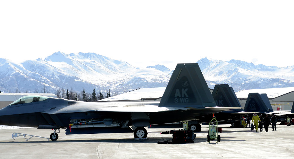 副部长:若欧洲部署F-22飞机,俄罗斯将采取相应措施