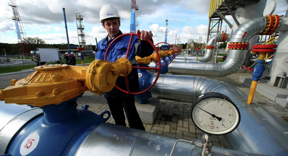 俄气公司和中国华信签署合作协议联合开发东西伯利亚油田