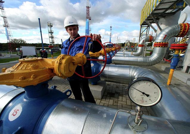 俄气与中石油合作在华建地下储气库