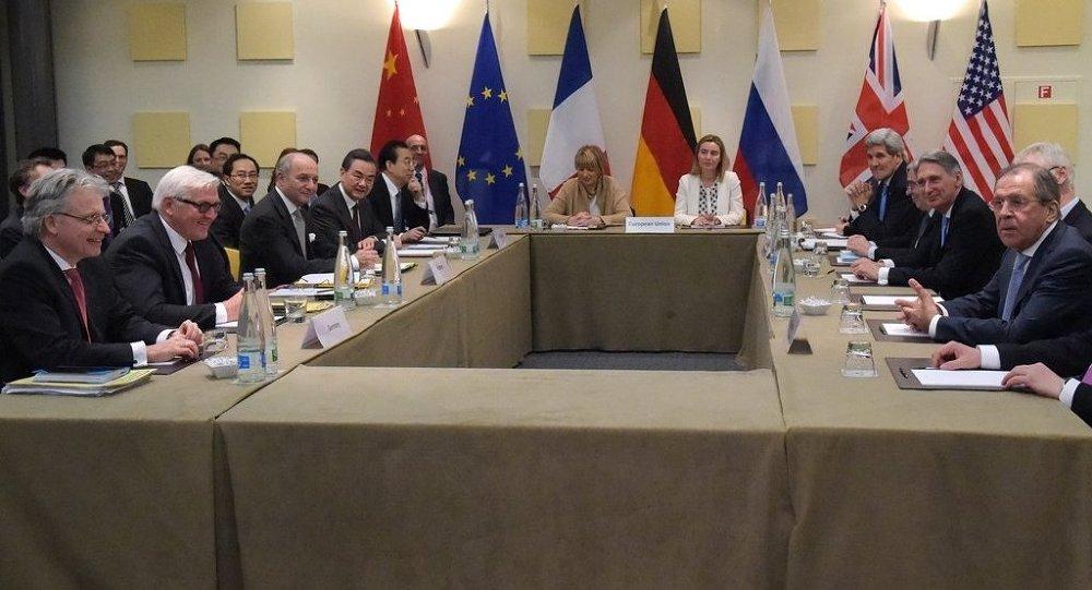 """伊朗与""""六方""""今日将在维也纳举行全面会谈"""