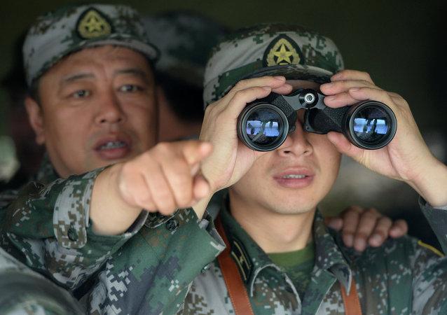 中国国防部:上合组织山地步兵联合训练将提高各成员国军队间实战能力