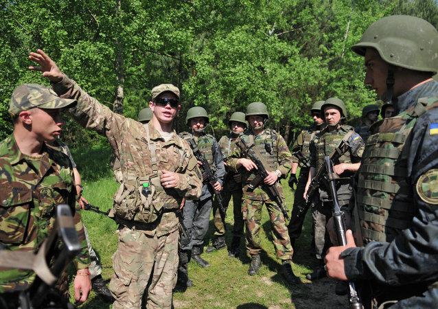 有美国参与的北约多国演习将于7月底在利沃夫郊外进行