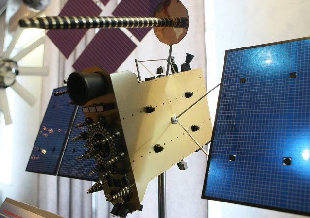 """俄""""卫星信息技术""""公司开始量产""""格洛纳斯-K1""""系列卫星"""