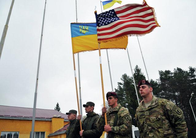 俄副外长:俄罗斯认为美在乌的军事存在多余