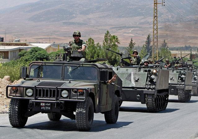 黎巴嫩军队