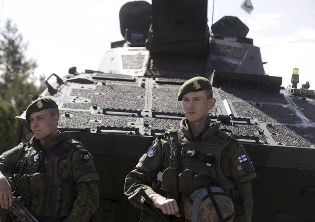 北约Saber Strike大规模演习在爱沙尼亚落下帷幕