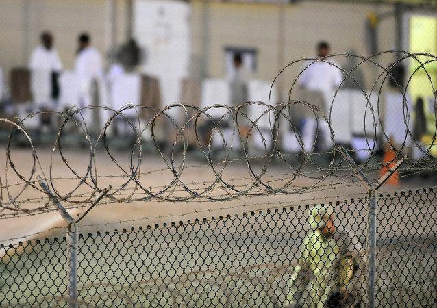 折磨关塔那摩监狱
