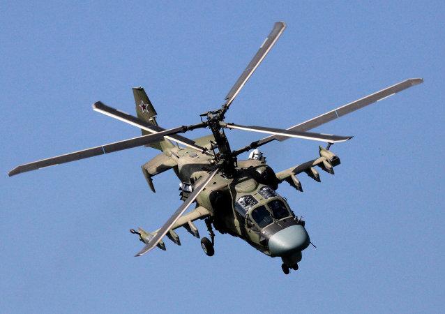 开发商:俄开始制造未来高速战斗直升机