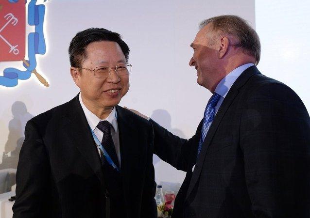 中国贸促会与俄罗斯工业家企业家联盟签署合作协议