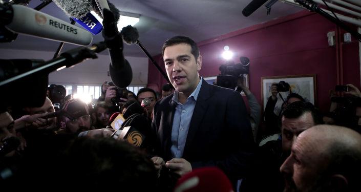 希腊总理期望欧元集团紧急会议取得积极成果