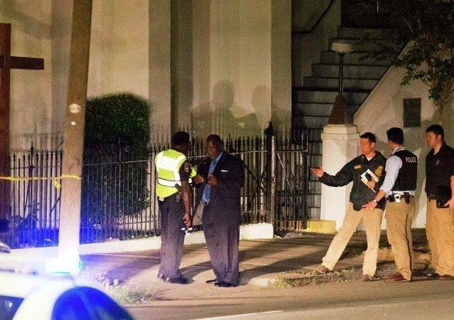查尔斯顿枪击案被告曾计划在学院中进行大规模射杀行动