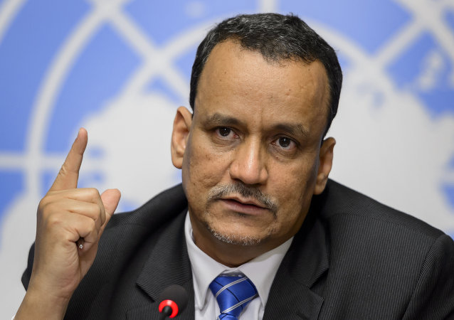 联合国也门问题特使艾哈迈德