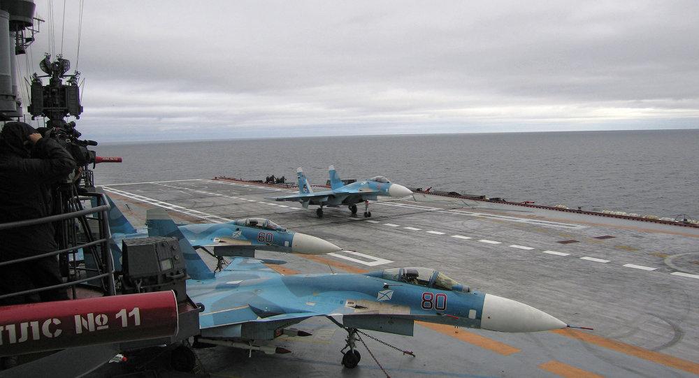 设计局:2021年前将开始绘制俄航母设计图