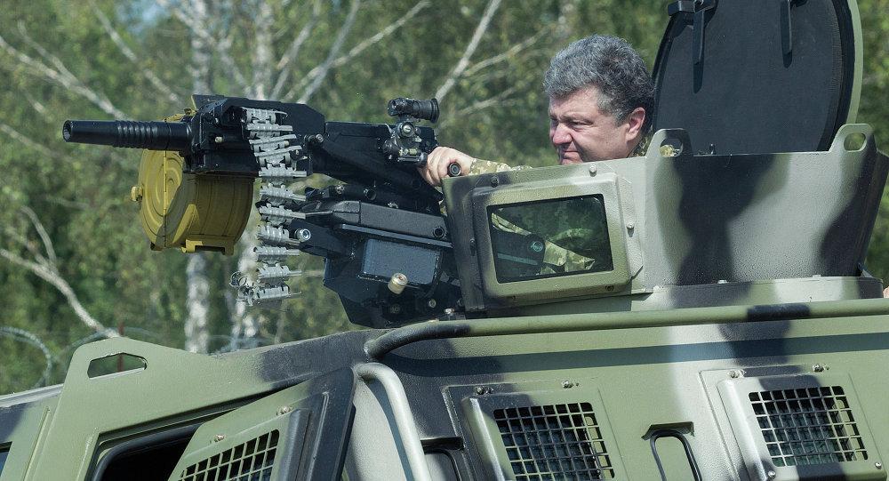 乌克兰驻美国大使:乌克兰自西方国家获得武器,其中包括致命武器