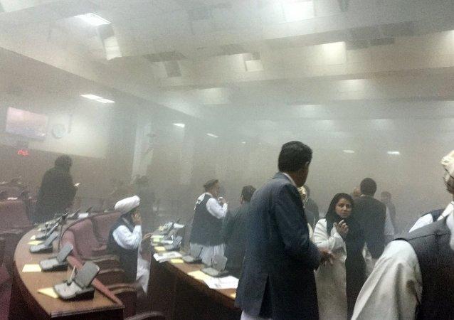 阿富汗议会