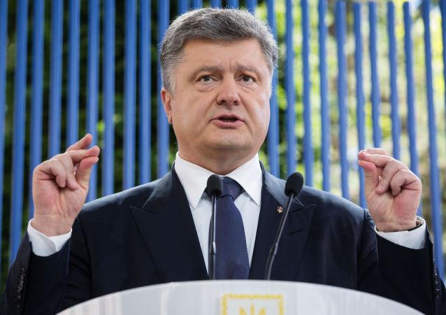 乌总统:宪法修订案中无赋予顿巴斯地区特殊地位的条款