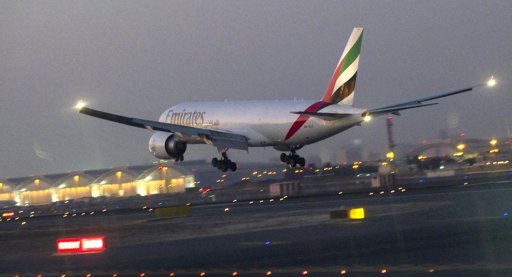 机舱内发现老鼠 阿联酋航空公司被迫推迟航班