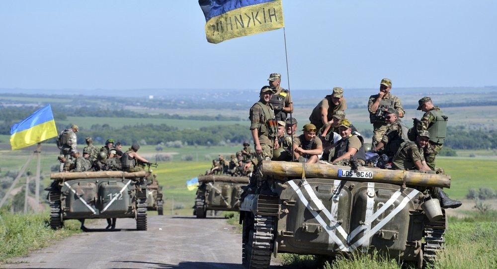 俄外交部:基辅应履行明斯克协议而不是提出新倡议