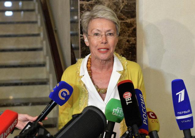 欧安组织前特派谈判代表海迪·塔利亚维尼