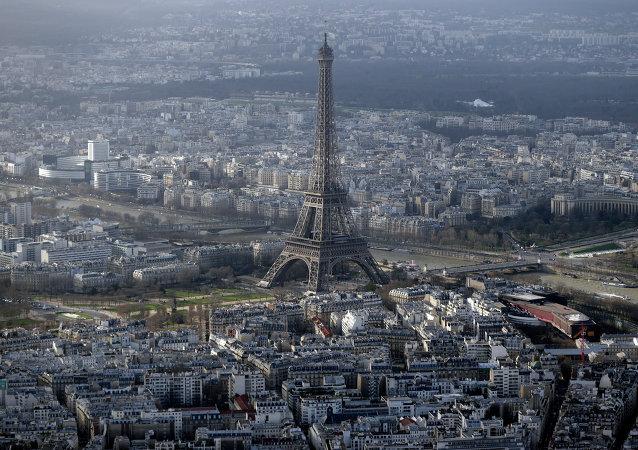 媒体: 巴黎抗议农场主声明其生意因俄联邦禁止进口而面临威胁