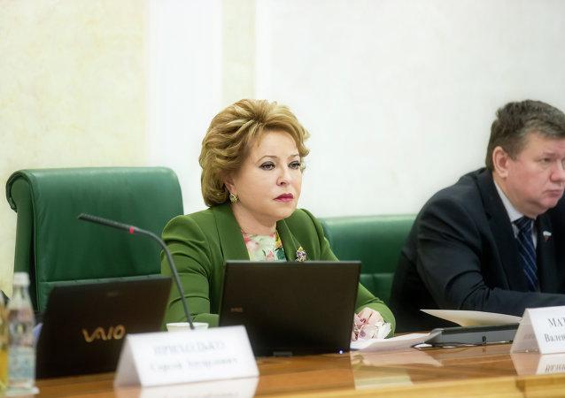 俄联邦委员会主席:俄罗斯的目的在于发展中东而非称霸