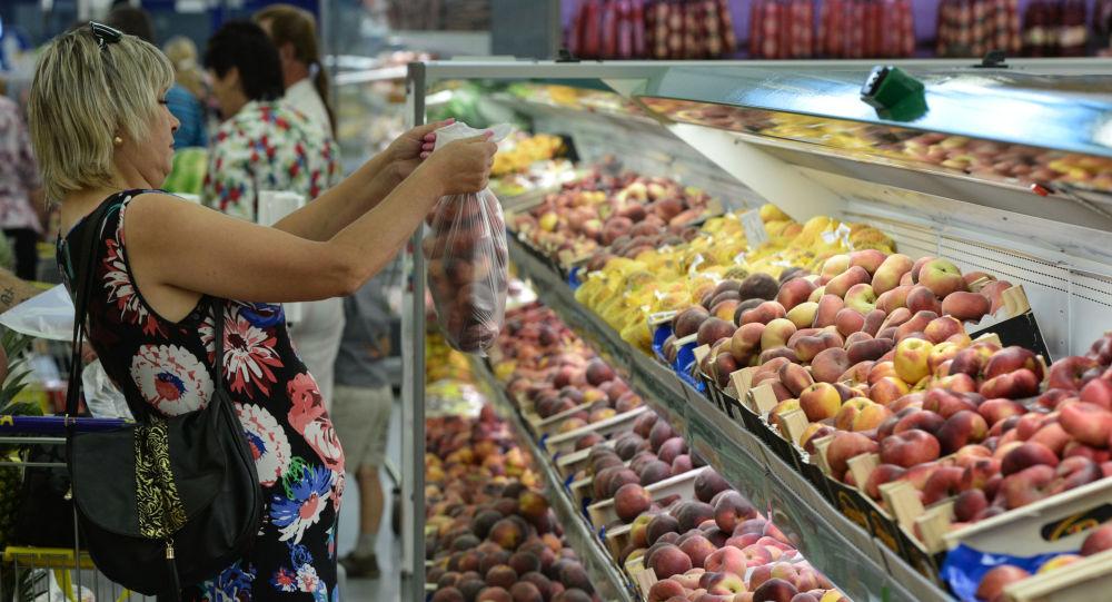 报告:俄进口禁令改变世界食品供应结构