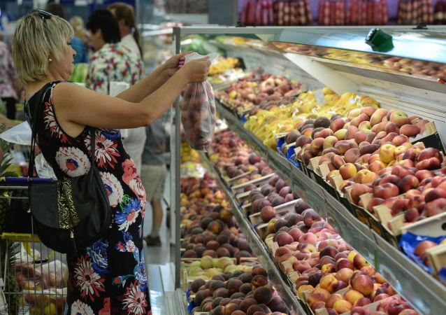 俄罗斯将在边境销毁禁入境食品