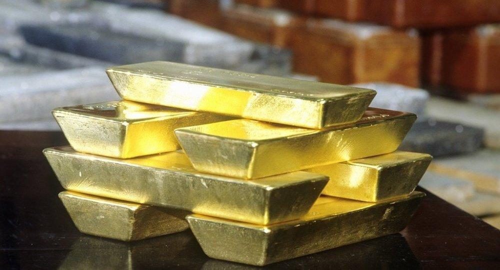 中国与印度在伦敦交易所大量购入黄金