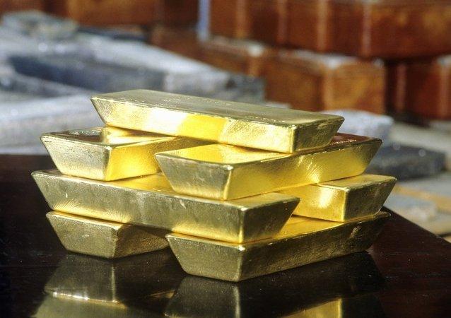 中国将直接影响伦敦黄金定价