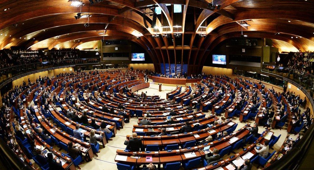 消息人士:PACE党团主张对大会主席进行不信任投票