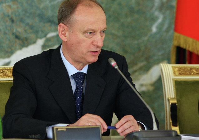 俄安全会议秘书建议金砖国家建立统一的外国恐怖分子资料库