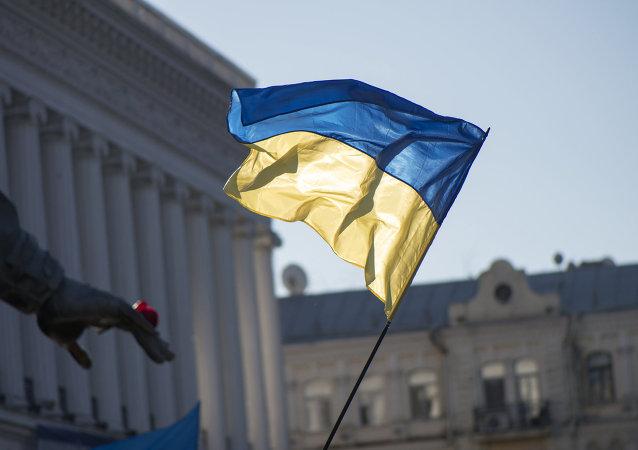 萨卡什维利呼吁乌克兰议会大楼外示威者将抗议活动继续下去