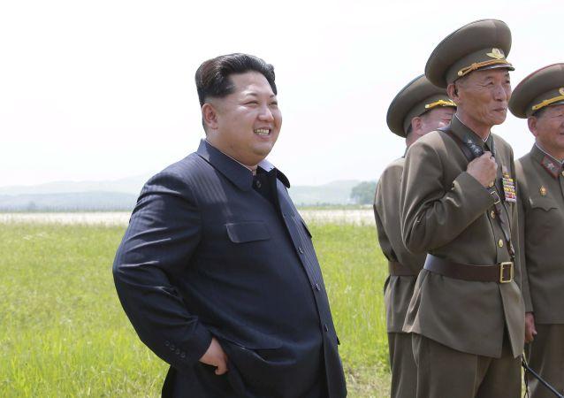 朝中社:金正恩称朝鲜拥有氢弹