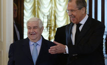 俄外交部:俄叙外长将在莫斯科会晤讨论阿勒颇局势