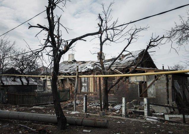 乌克兰警方:乌克兰东部1500人失踪
