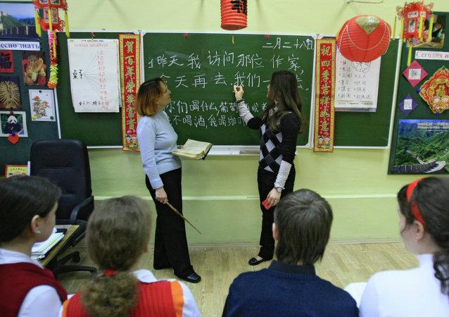 媒体:高加索地区汉语普及性日益提高