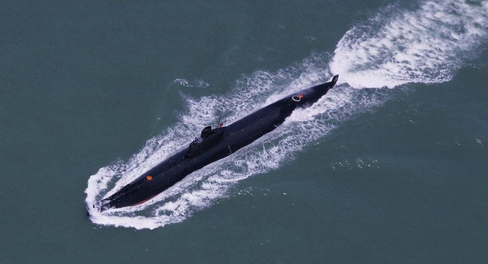 分析人士:俄中潜艇几乎令美国难以察觉