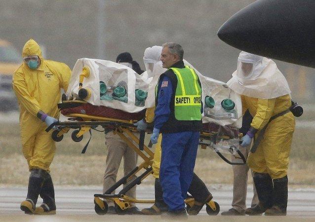 WHO:非洲首次连续一周未出现埃博拉病毒感染病例