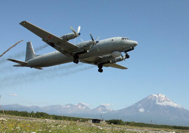 俄海军计划大量订购反潜机伊尔-38
