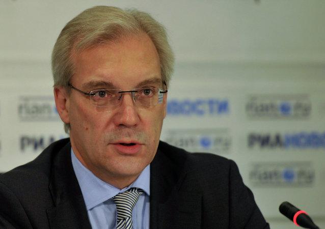 俄常驻北约代表:北约扩张不符合欧洲国家利益