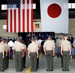 美日计划巩固军事联盟以应对朝鲜行动
