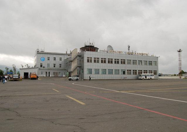 霍姆托瓦机场(南萨哈林斯克市)
